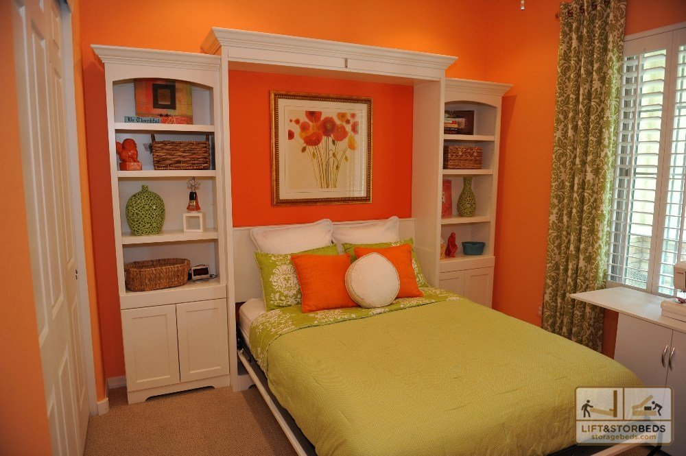 Best Gallery Of Wall Beds Murphy Beds Storage Beds And More With Pictures