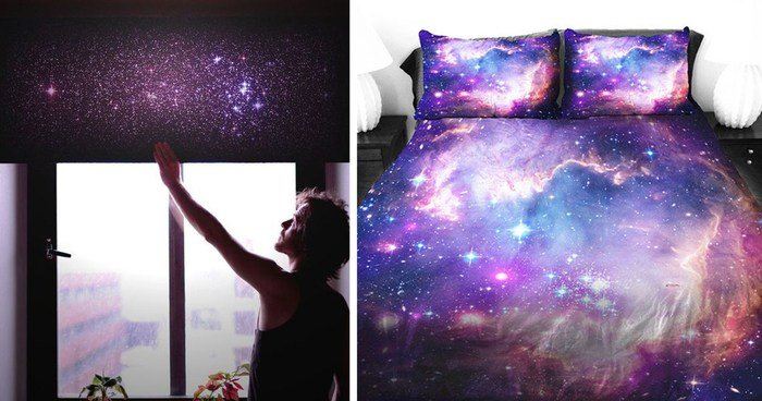 Best 20 Space Themed Interior Design Ideas That Bring The Stars Into Your Home Bored Panda With Pictures