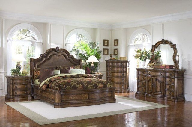 Best Pulaski Furniture San Mateo Sleigh 5 Piece Bedroom Set With Pictures