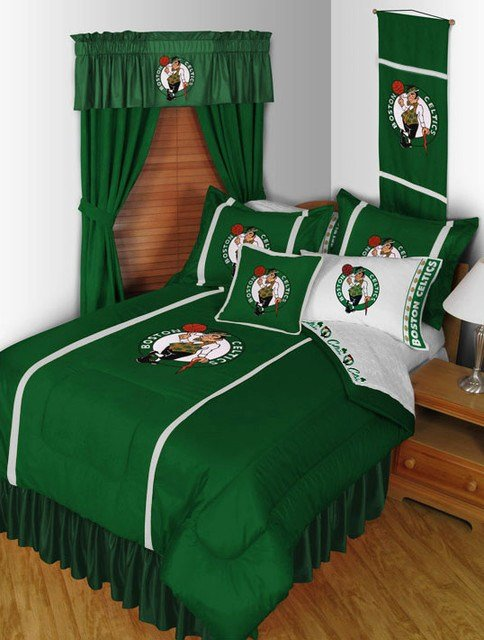 Best Nba Boston Celtics Bedding And Room Decorations Modern With Pictures