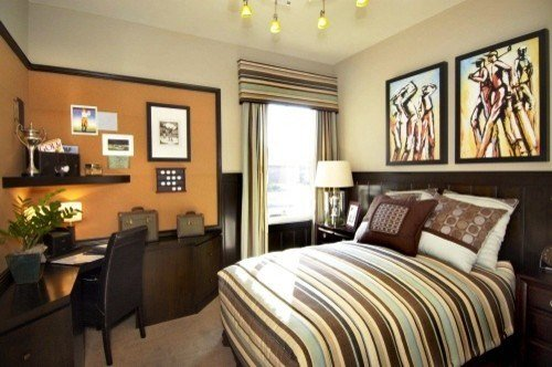 Best Student Bedroom Contemporary Bedroom Other Metro With Pictures