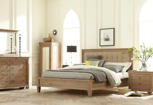 Best Great Solid Wood Bedrooms Made In Canada Eclectic With Pictures