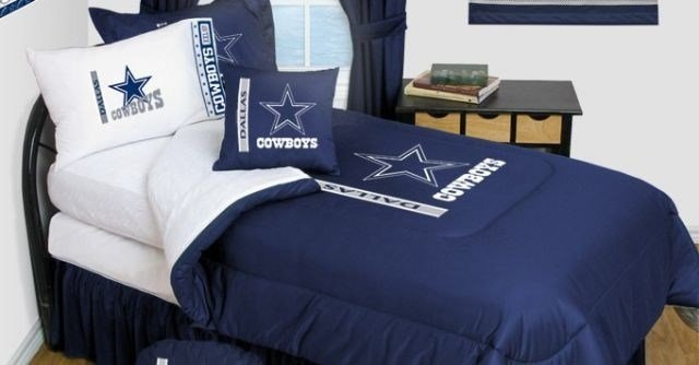 Best Dallas Cowboys Bedding Nfl Comforter And Sheet Set Combo With Pictures