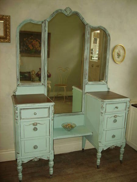 Best Hand Painted Distressed Shabby Chic Vintage Vanities By My With Pictures