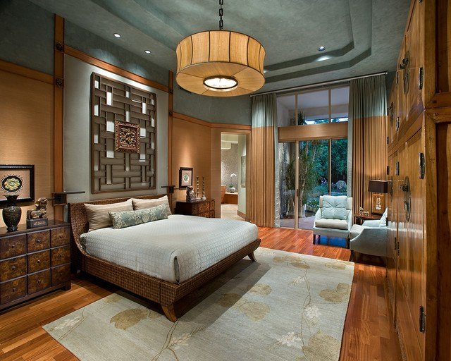 Best Luxurious Zen Resort Paradise Valley Asian Bedroom With Pictures
