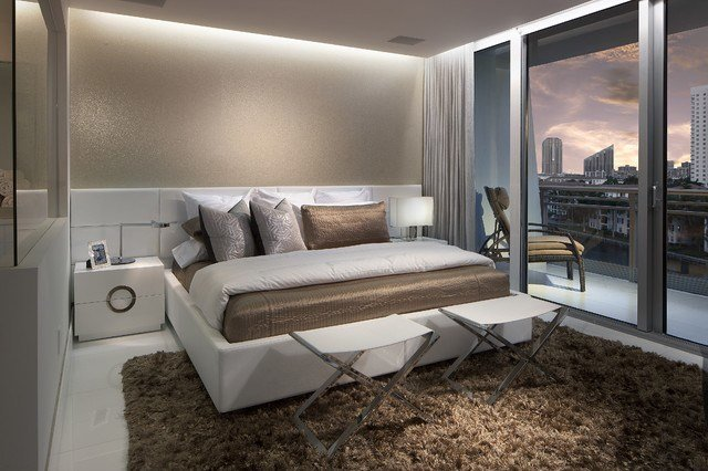 Best Master Bedroom Contemporary Bedroom Miami By Rs3 With Pictures