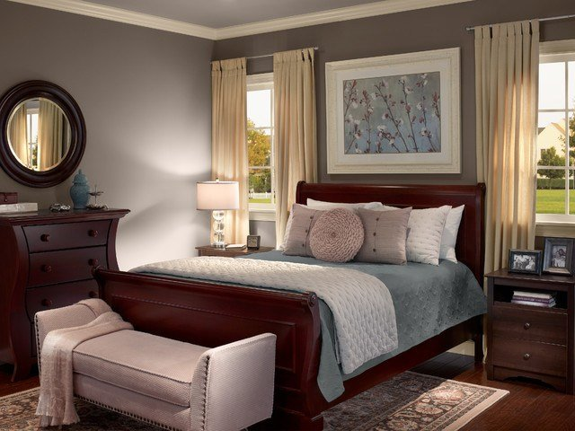 Best Behr® Contemporary Bedroom With Pictures