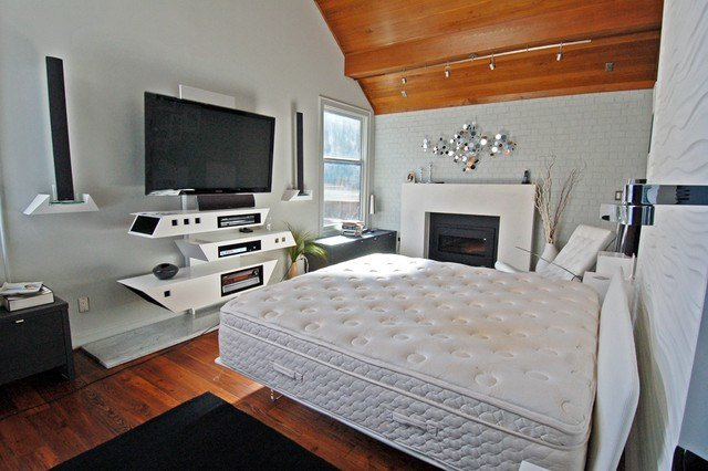 Best Home Office Space Master Bedroom With Custom Cabinets With Pictures