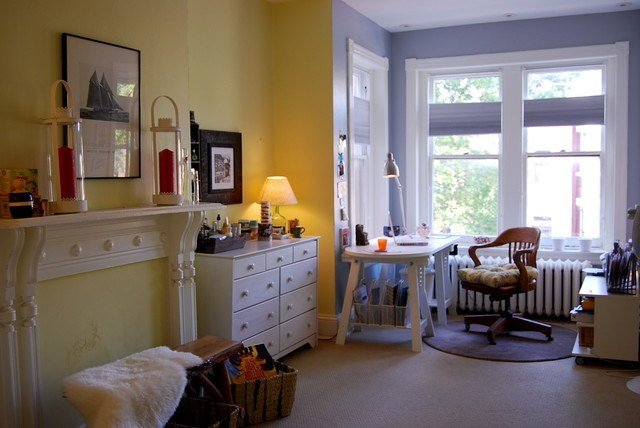 Best Home Office Master Bedroom Eclectic Home Office With Pictures