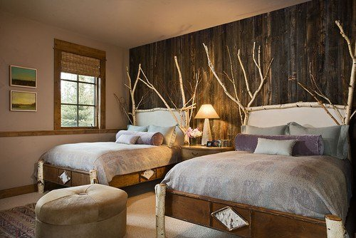 Best Rustic Chic 12 Reclaimed Wood Bedroom Decor Ideas With Pictures