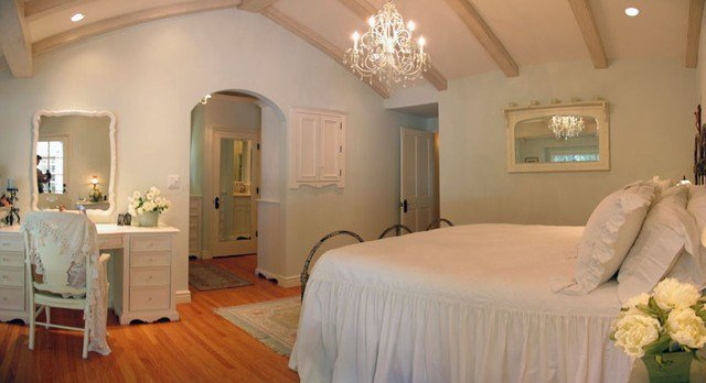 Best Master Bedroom Remodel Aqua And White Traditional With Pictures