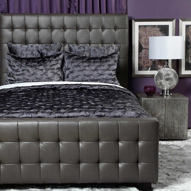 Best Rest Luxuriously Modern Bedroom By Z Gallerie With Pictures
