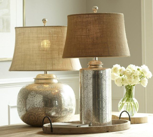 Best Geena Table Lamp Bases Contemporary Lamp Bases By With Pictures