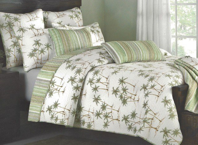 Best Palm Tree Quilt Set Quilts And Quilt Sets By With Pictures