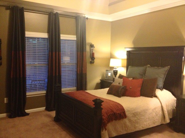 Best Newly Single Male Project Traditional Bedroom With Pictures