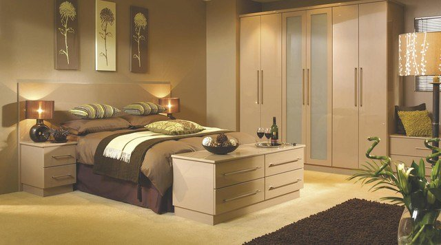 Best Contemporary Oak Modular Bedroom Furniture System With Pictures