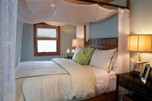 Best Rustic Beach House Beach Style Bedroom San Diego With Pictures