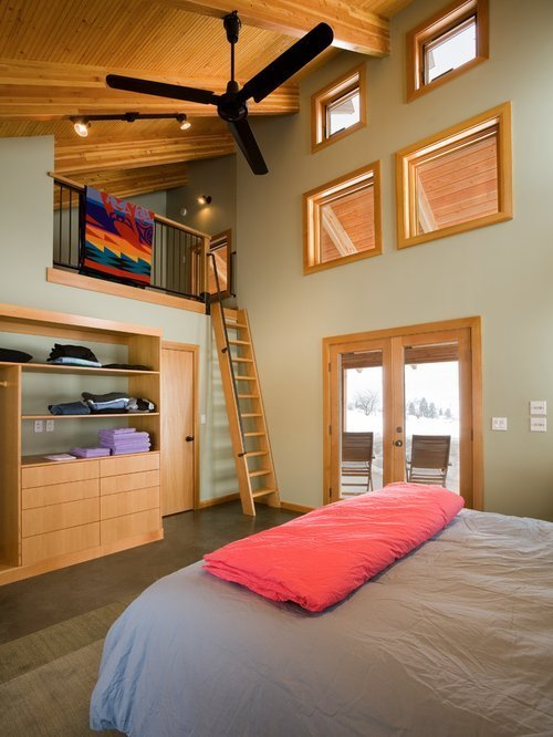 Best Loft Bedroom Home Design Ideas Pictures Remodel And Decor With Pictures