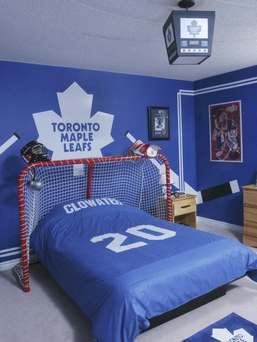 Best Hockey Room Home Design Ideas Pictures Remodel And Decor With Pictures