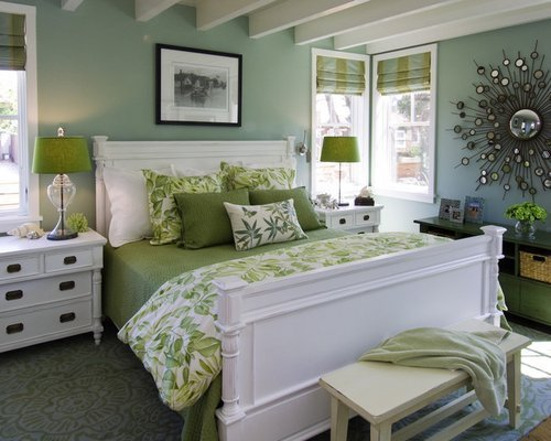 Best Green Bedroom Home Design Ideas Pictures Remodel And Decor With Pictures
