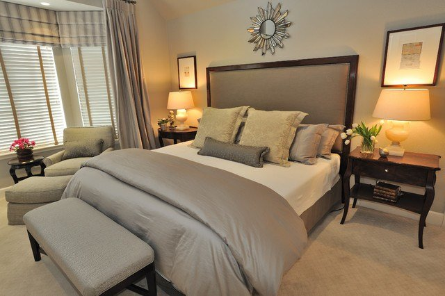 Best Calming Master Bedroom Contemporary Bedroom San With Pictures