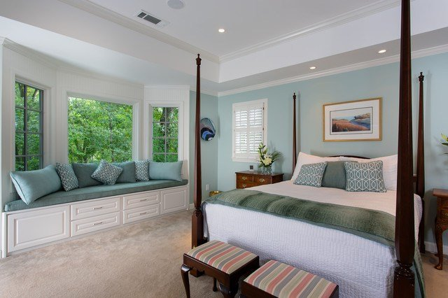 Best Soothing Master Bedroom And Bathroom With Pictures