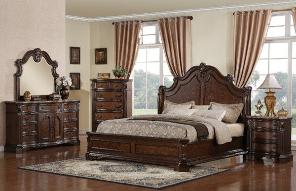 Best Samuel Lawrence Monticello Bedroom Set 8264 Room With Pictures
