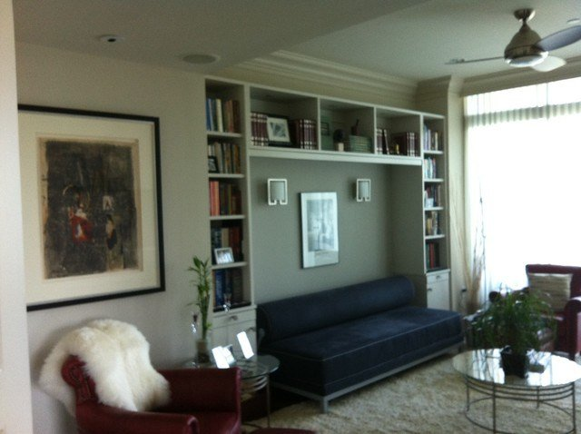 Best Bedroom Office Modern Home Office Atlanta With Pictures