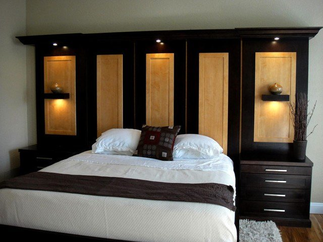 Best Wall Units Traditional Bedroom Other Metro By With Pictures