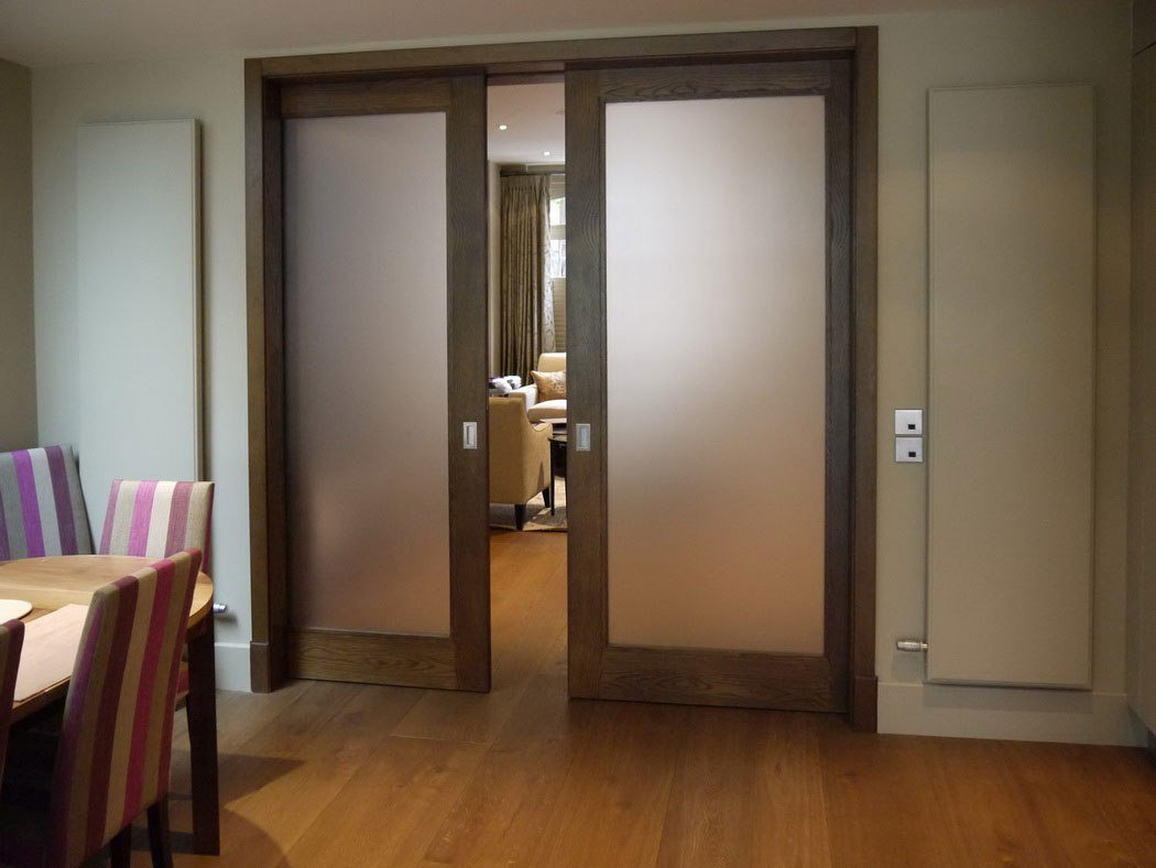 Best Frosted Glass Pocket Doors For Your House Seeur With Pictures