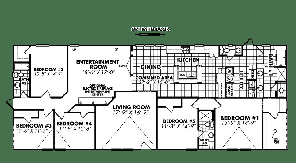 Best Legacy Housing Double Wides – Floor Plans With Pictures