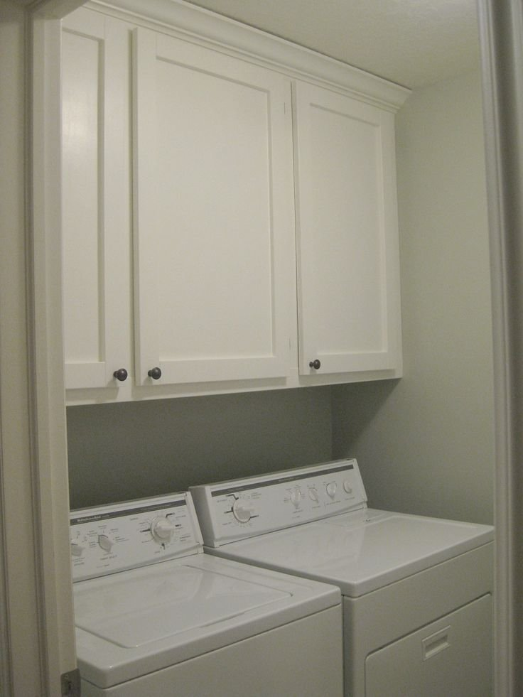 Best Diy Laundry Room Custom Cabinet ♥ Laundry Ideas Pinterest With Pictures