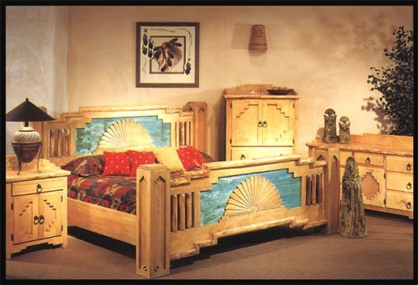 Best Southwest Bedroom New Mexico Style Pinterest With Pictures