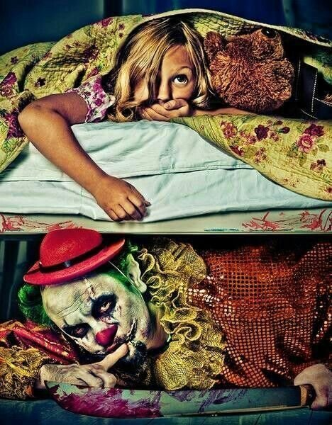 Best Pin By Jill Shope On Clowns That Are Scary Pinterest With Pictures