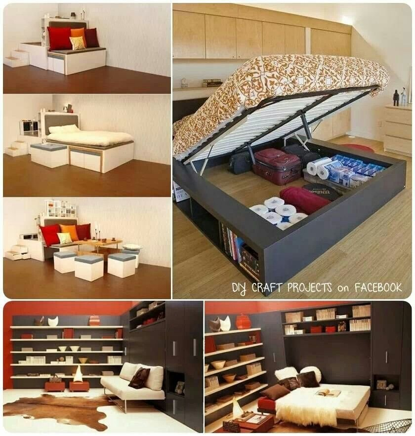 Best Space Saving Ideas Diy Furniture Pinterest With Pictures