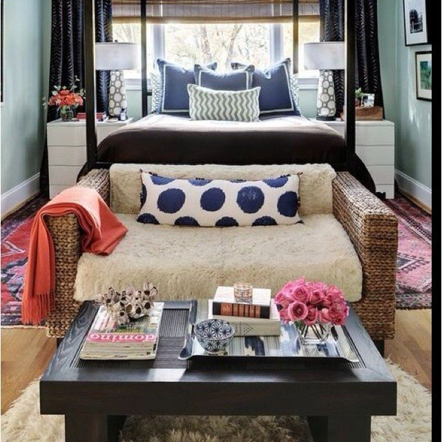 Best Bedroom Living Room Combo Small Apartment Pinterest With Pictures