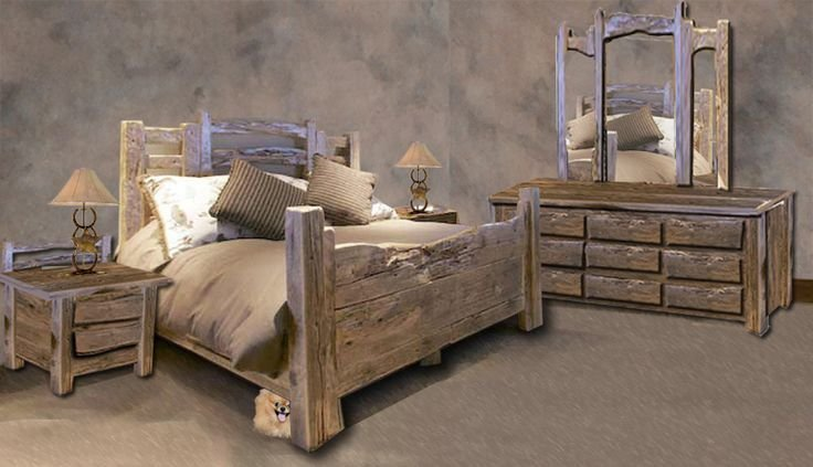 Best Rustic Western Bedroom Set For Our Ranch Rustic Style With Pictures