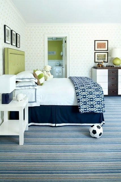Best Boy Room Green And Navy Boys Teens Bedrooms Bedding Room Dec… With Pictures