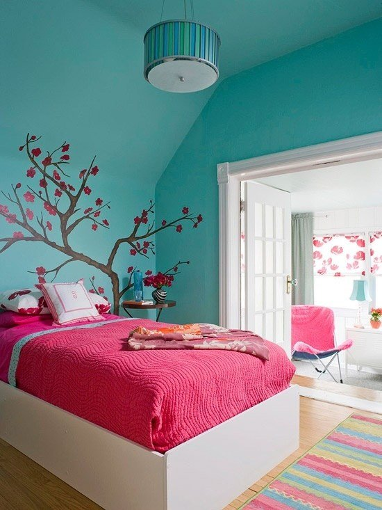 Best Pink Teal Bedroom Molly Jean Pinterest With Pictures