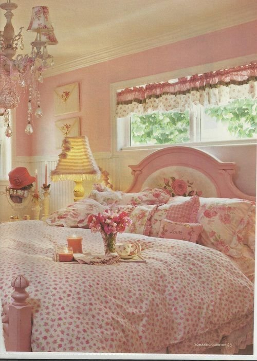 Best Pretty Pink Bedroom Very Shabby Chic Bedrooms Pinterest With Pictures