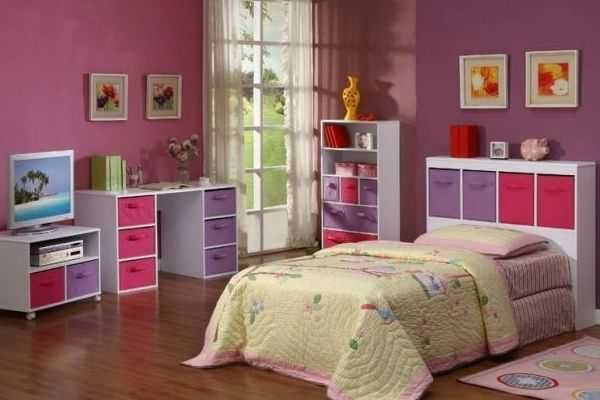 Best Girls Bedroom Ideas Pink And Purple Home Pinterest With Pictures