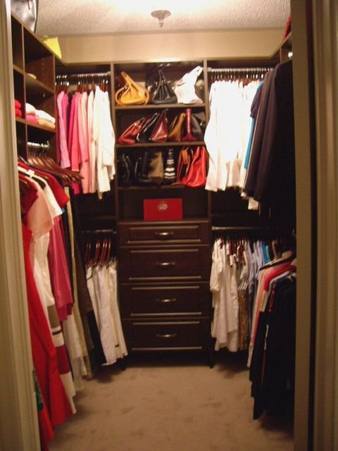 Best Small Walk In Closet Ideas Home Ideas Pinterest With Pictures