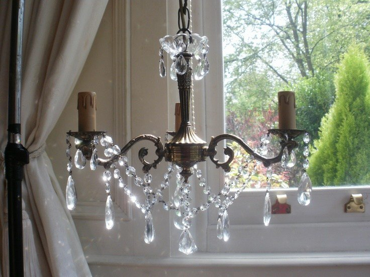 Best Small Bedroom Chandelier St Andrews Flat Pinterest With Pictures