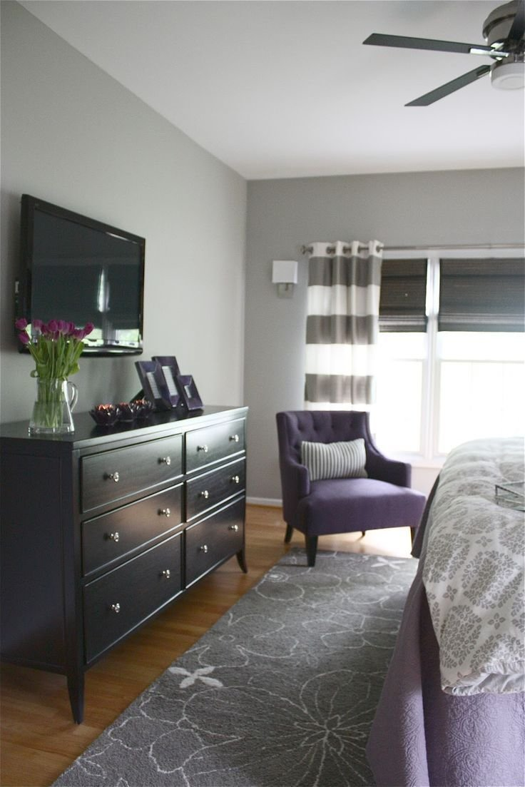 Best Grey And Purple Bedroom Decorating Ideas Pinterest With Pictures