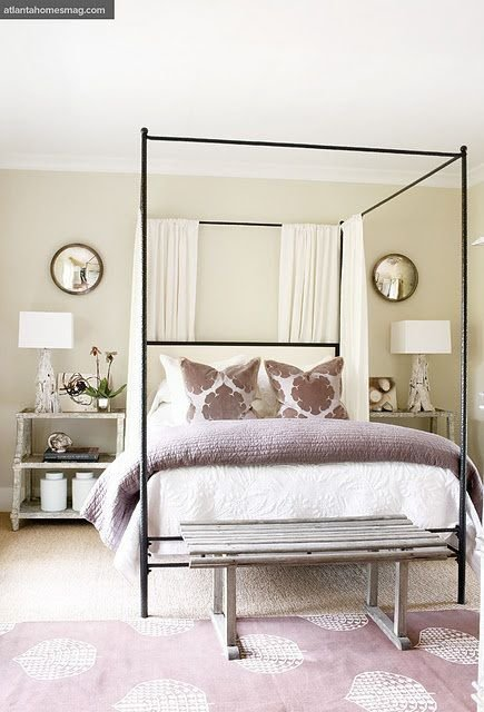 Best Lavender And Cream Bedroom ⁞ Purple ⁞ Pinterest With Pictures