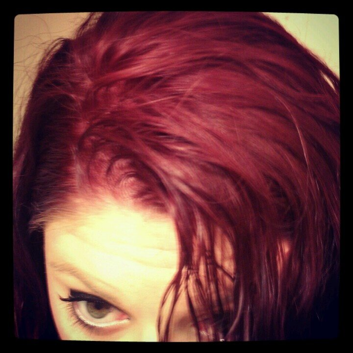 Free My Hair Color Redken 5Rv On Naturally Light Brown D*Rty Wallpaper
