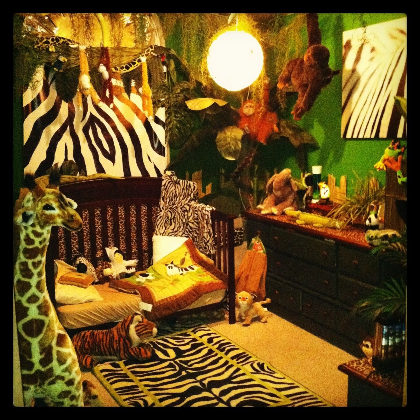 Best Jungle Bedroom Cj And Milena S Bedroom Of Awesomeness With Pictures