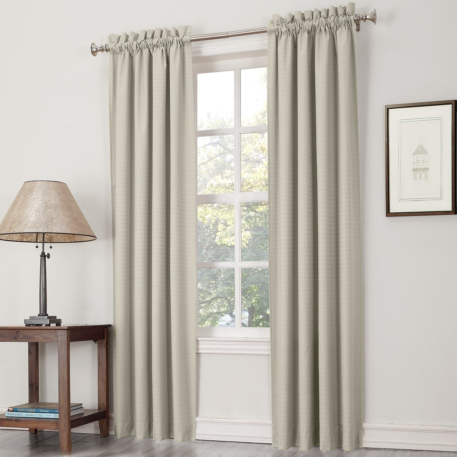 Best Striped Curtains Window Treatment Kohl S With Pictures