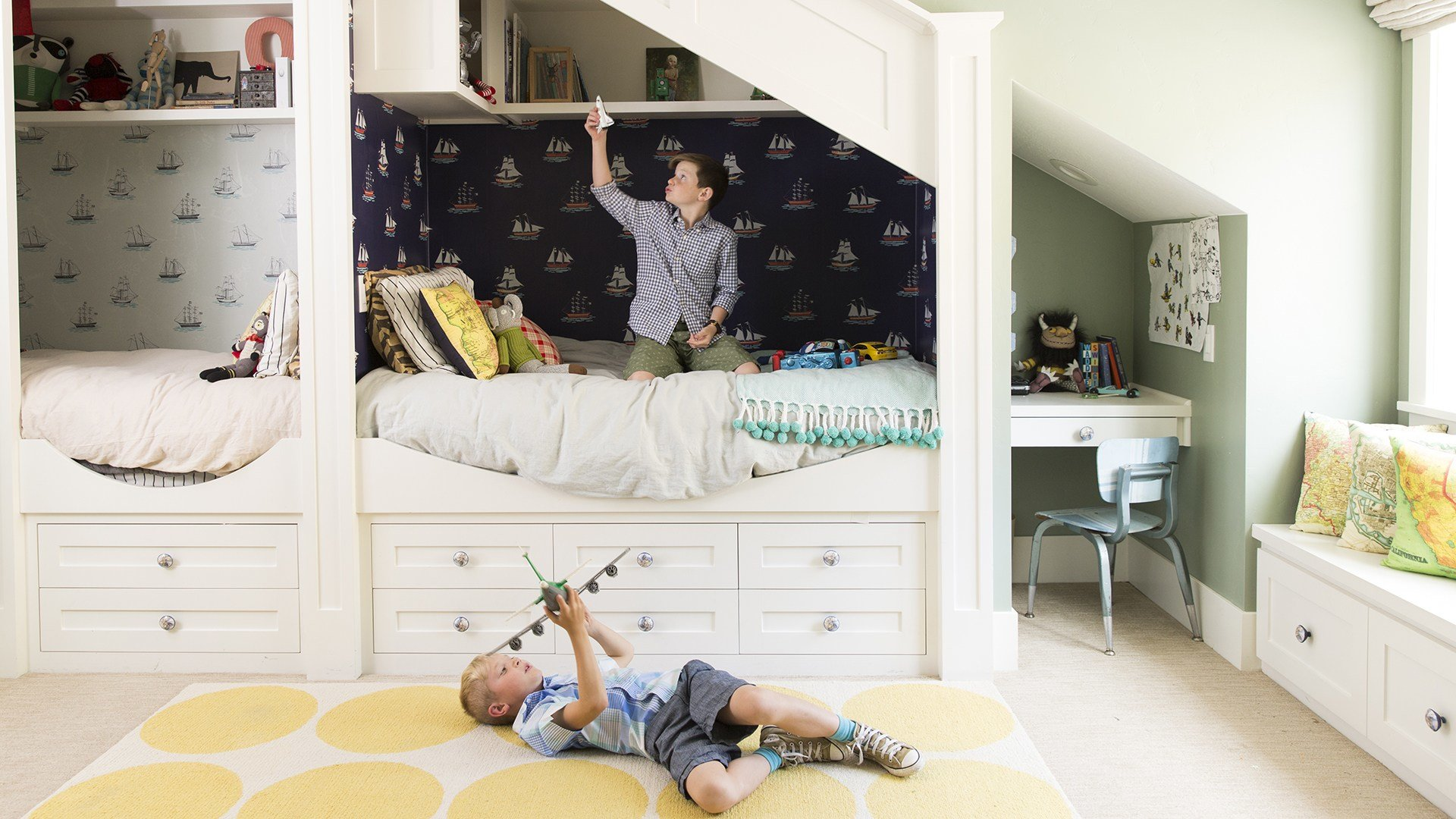 Best Shared Kids Room Ideas From Pinterest Today Com With Pictures