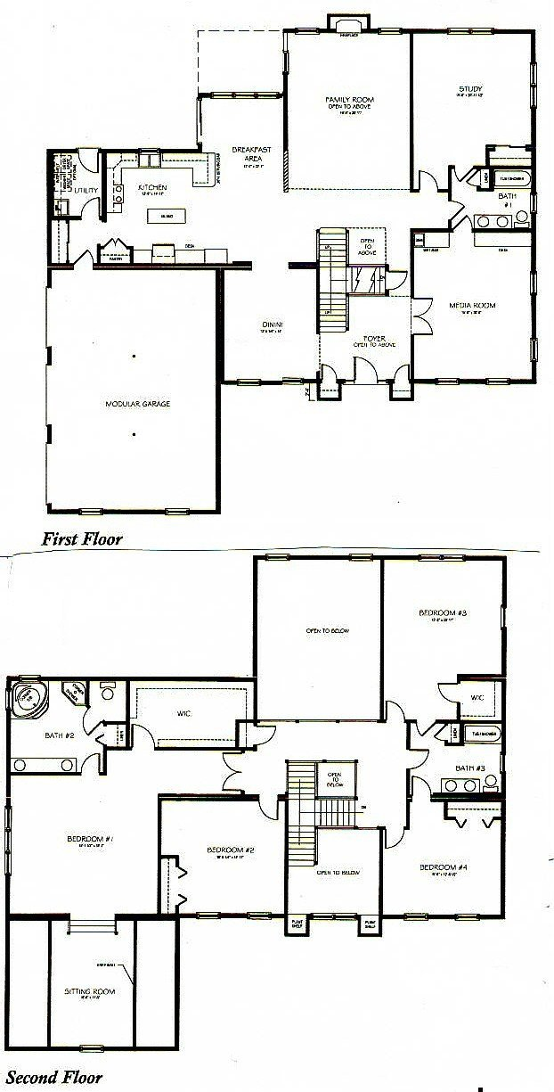 Best Two Story House Plans With Pictures